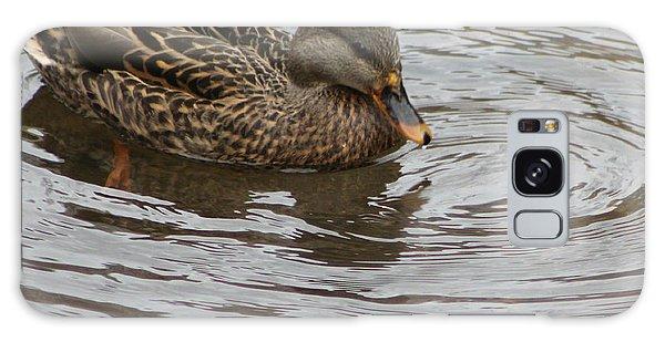 Mallard Duck Female Galaxy Case