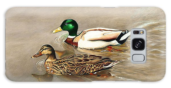 Mallards Galaxy Case