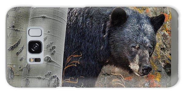 Mama Bear Galaxy Case