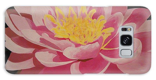 Mama's Lovely Lotus Galaxy Case
