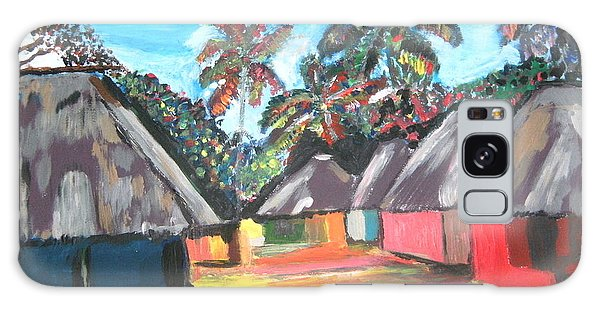 Mamboima The Tamarinds Village Galaxy Case