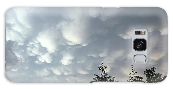 Cloudscape Galaxy Case - Mammatus Clouds by Brian Gadsby/science Photo Library