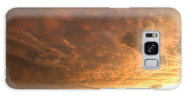 Mammatus Clouds Galaxy Case