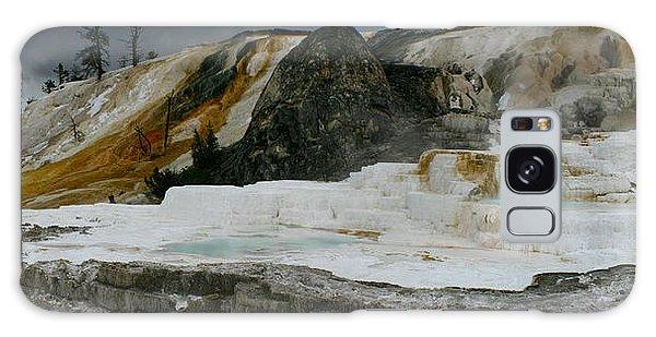 Mammoth Hot Springs Galaxy Case by Jon Emery