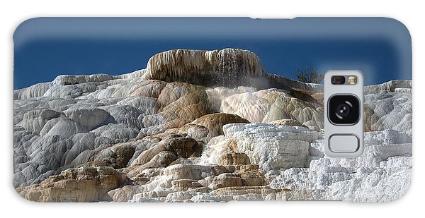 Mammoth Hotsprings 4 Galaxy Case