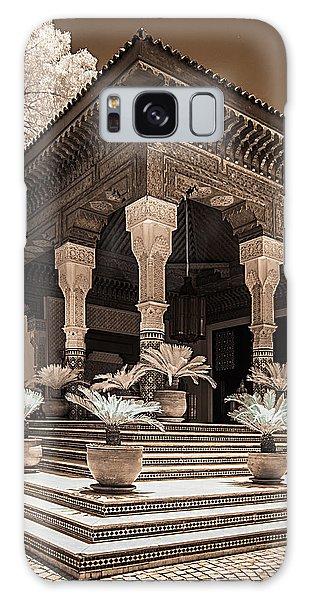 Mamounia Hotel In Marrakech Galaxy Case
