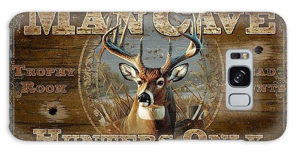 Antlers Galaxy Case - Man Cave Deer by JQ Licensing