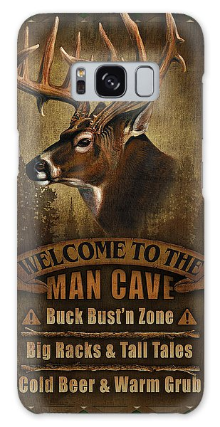 Turkey Galaxy Case - Man Cave Deer by JQ Licensing