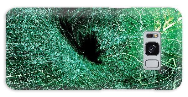 Man Move 0058 Galaxy Case by David Davies