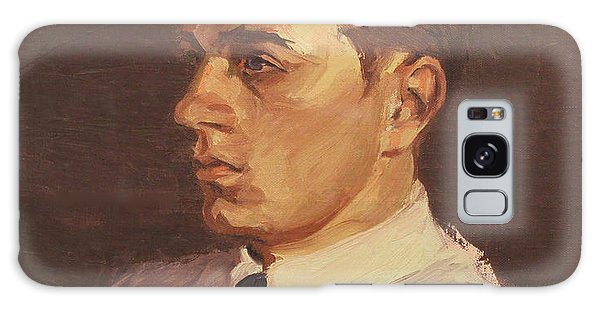 Man Of 1922 Galaxy Case