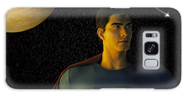 Man Of Steel Galaxy Case
