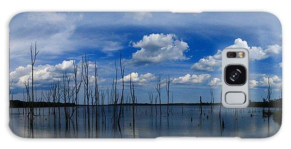 Manasquan Reservoir Panorama Galaxy Case