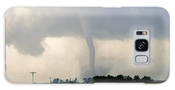 Manchester Tornado 1 Of 6 Galaxy Case by Jason Politte