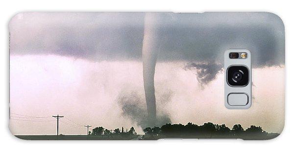 Manchester Tornado 4 Of 6 Galaxy Case by Jason Politte