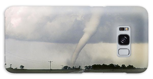 Manchester Tornado 6 Of 6 Galaxy Case by Jason Politte