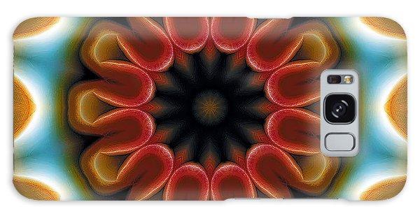 Mandala 100 Galaxy Case by Terry Reynoldson