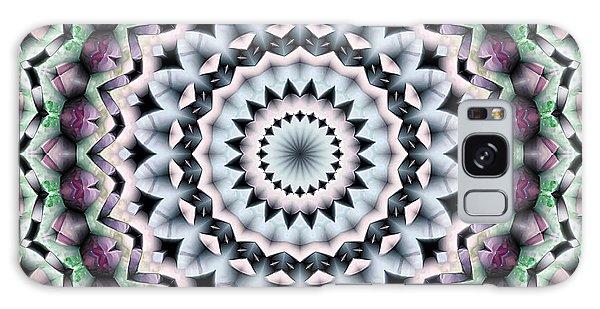 Mandala 40 Galaxy Case by Terry Reynoldson
