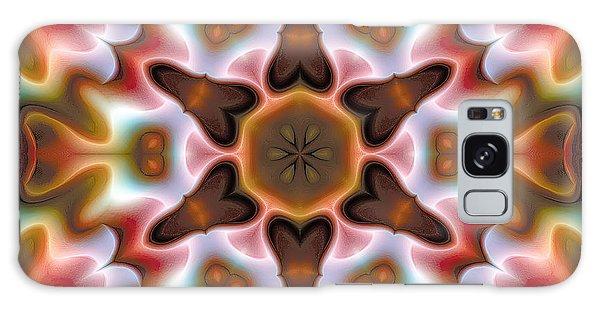 Mandala 68 Galaxy Case by Terry Reynoldson