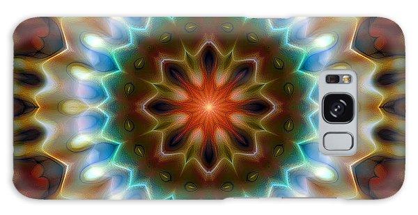 Mandala 79 Galaxy Case by Terry Reynoldson