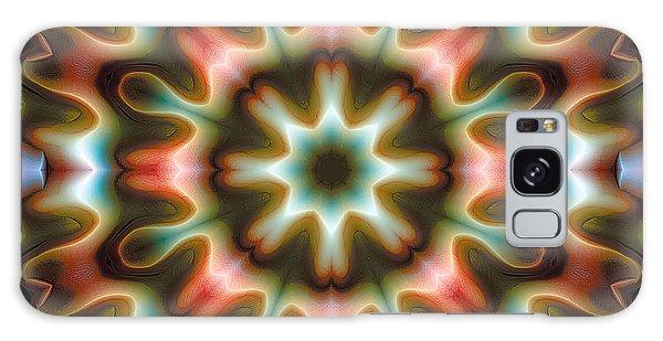 Mandala 80 Galaxy Case by Terry Reynoldson