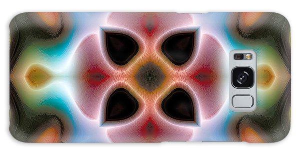 Mandala 82 Galaxy Case by Terry Reynoldson