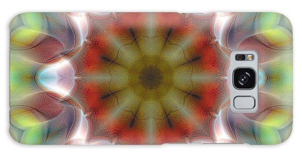 Mandala 97 Galaxy Case by Terry Reynoldson