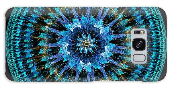 Mandala Of Peace Galaxy Case by Martin Capek