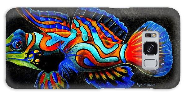 Mandarin Fish Galaxy Case