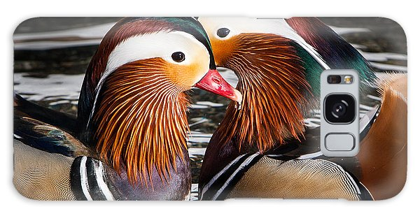Mandarin Lovers Galaxy Case