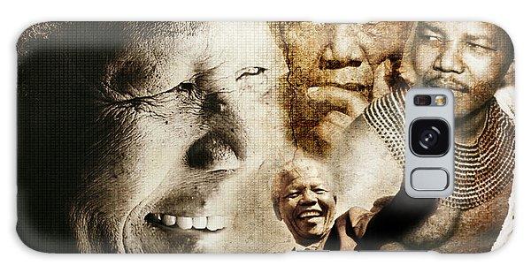 Mandela Journey Galaxy Case