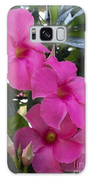 Mandevilla Beauty Galaxy Case