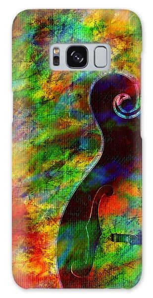 Mandolin Magic Galaxy Case