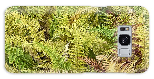 Mane Fern Galaxy Case
