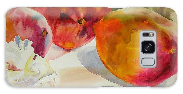 Mangoes  Galaxy Case