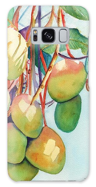 Mangoes Galaxy Case