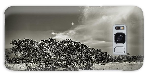 Mangrove Galaxy Case - Mangrove At Low Tide by Marvin Spates
