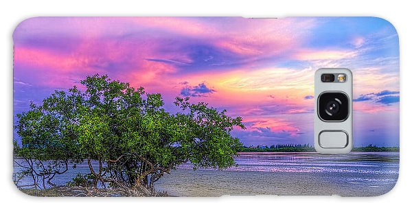 Mangrove By The Bay Galaxy Case by Marvin Spates