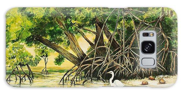 Mangrove Morning Galaxy Case