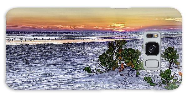 Mangrove On The Beach Galaxy Case