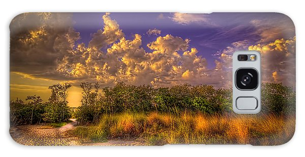 Mangrove Galaxy Case - Mangrove Path by Marvin Spates