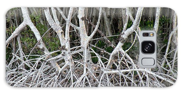 Mangrove Roots Galaxy Case