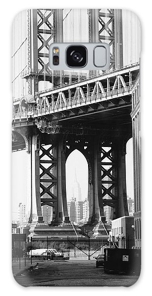 Manhattan Bridge Galaxy Case