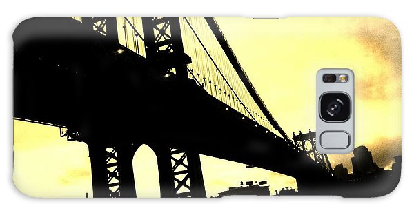 Manhattan Bridge Galaxy Case