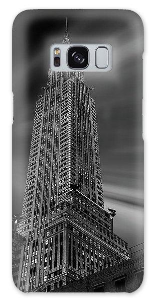 Chrysler Building Galaxy S8 Case - Manhattan (chrysler) by Martin Zalba