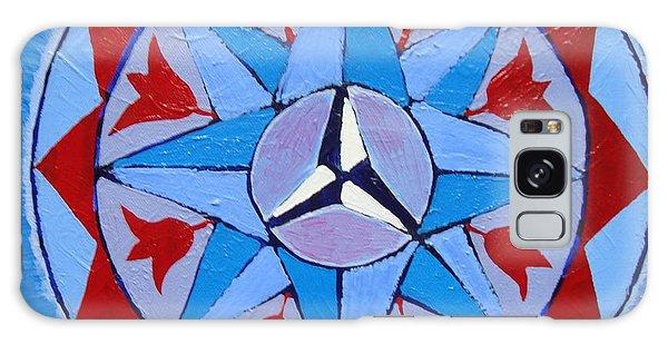 Galaxy Case - Manifested Order by Joanna Pilatowicz