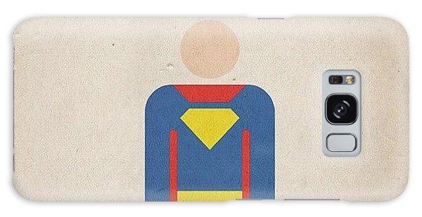 Superhero Galaxy Case - #manofsteel #steel #man #superman #hero by Katie Ball