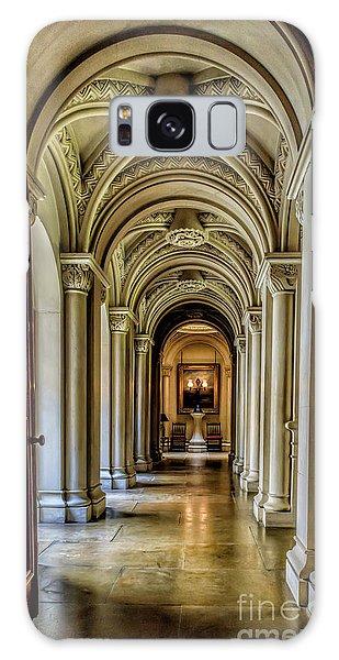 Mansion Hallway Galaxy Case