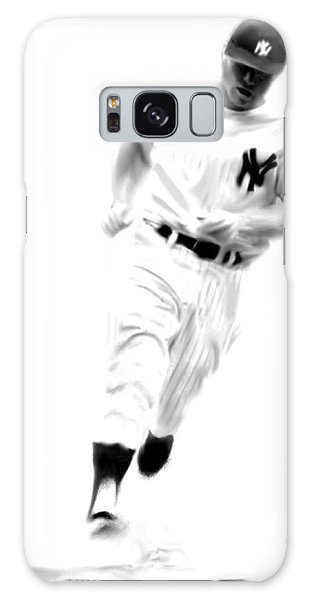 Mantles Gate  Mickey Mantle Galaxy S8 Case