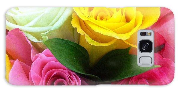 Many Roses Galaxy Case