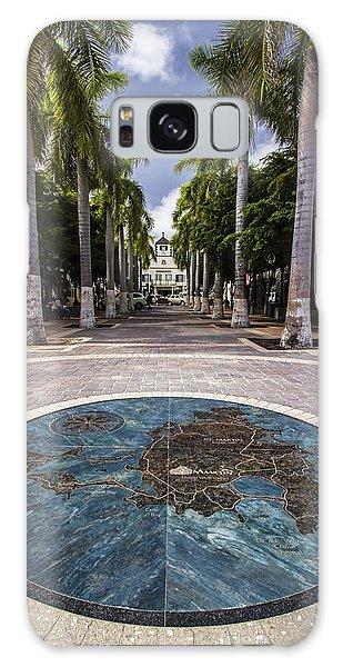 Map Of St. Maarten In The Boardwalk Galaxy Case